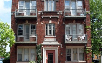 Two apartment buildings for sale